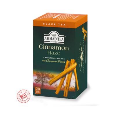 Cinnamon filtro Ahmad tea