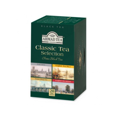 Classic selection filtro Ahmad tea