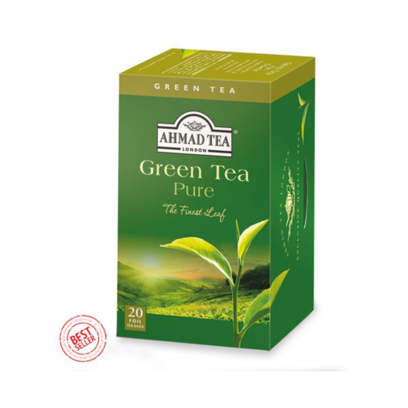 Green filtro Ahmad tea