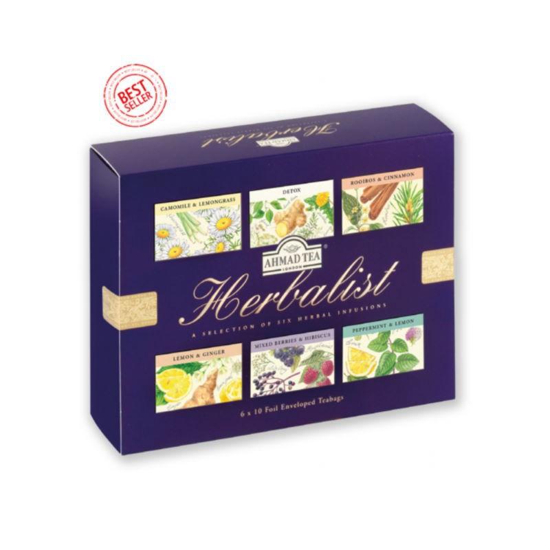 Herbalist filtro Ahmad tea