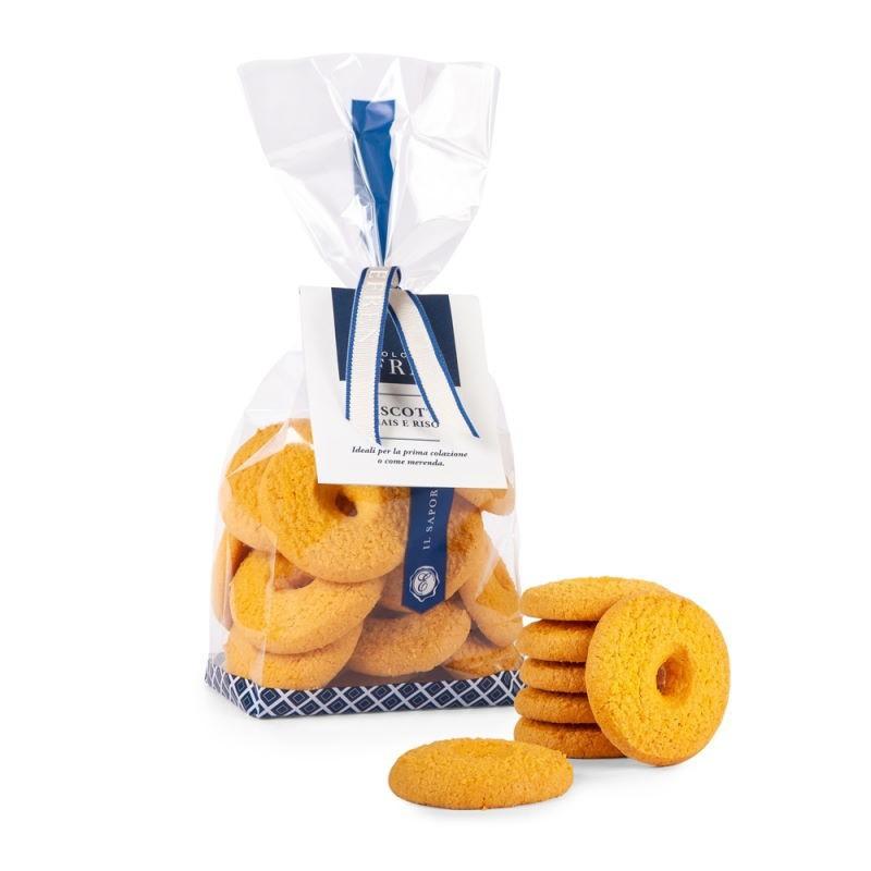 Biscotti mais e riso I dolci di Efren