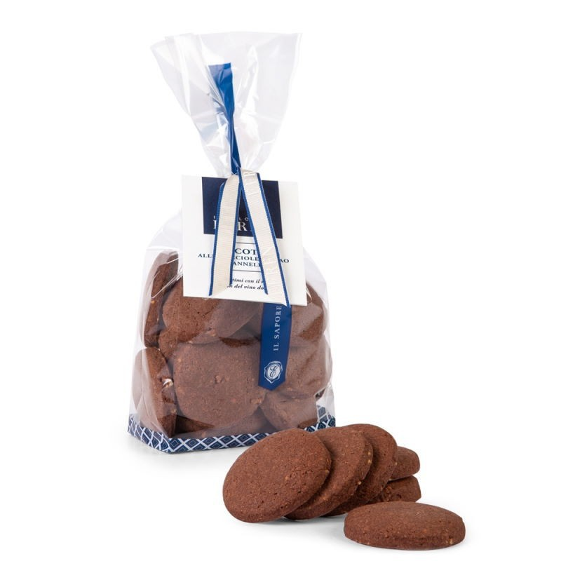 Biscotti nocciola, cacao e cannella I dolci di Efren