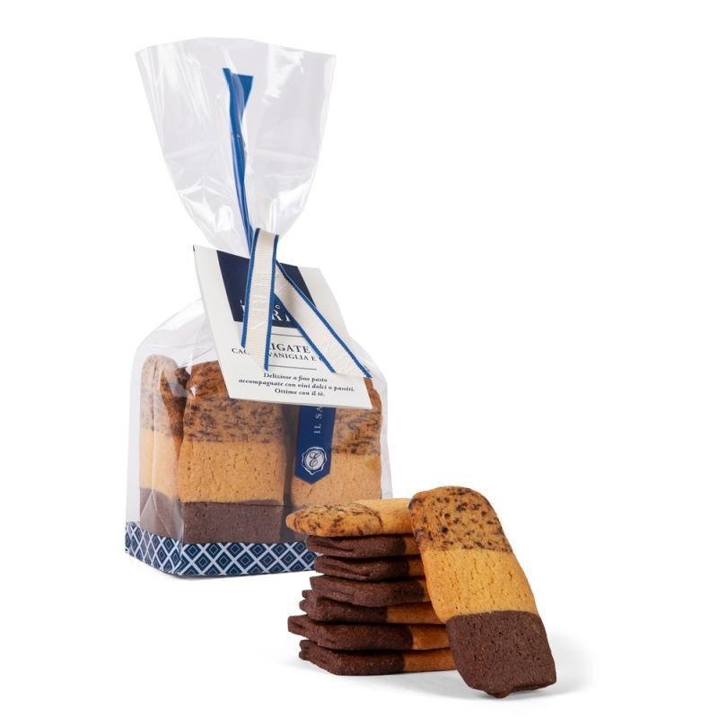 Rigate cacao, vaniglia e caffè I dolci di Efren