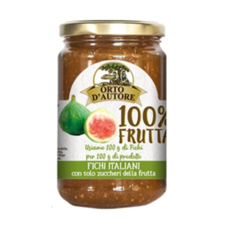Confettura di fichi 100% frutta Orto d'Autore