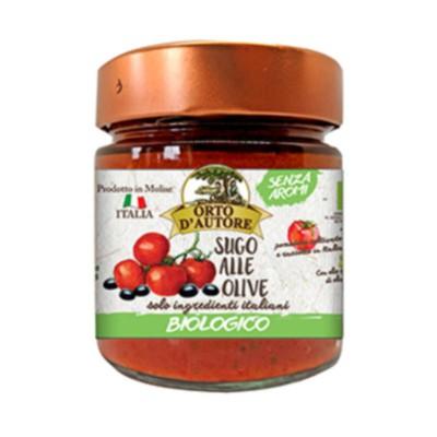 Sugo alle olive Orto d'Autore