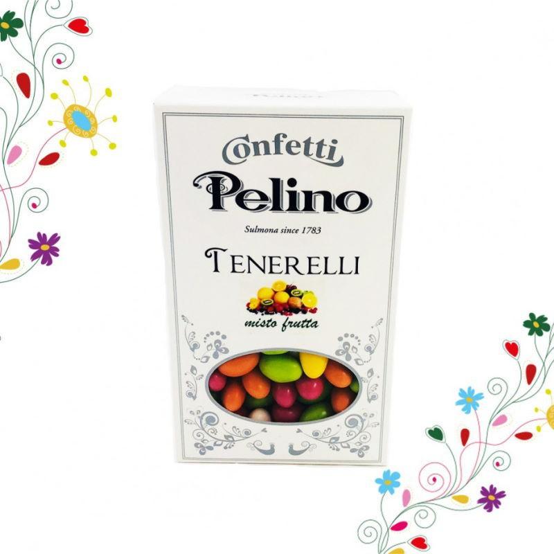 Confetti tenerelli ai frutti misti Pelino