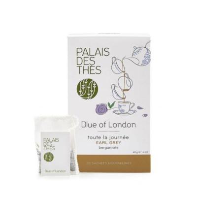 Tè Blue of London Palais des Thes
