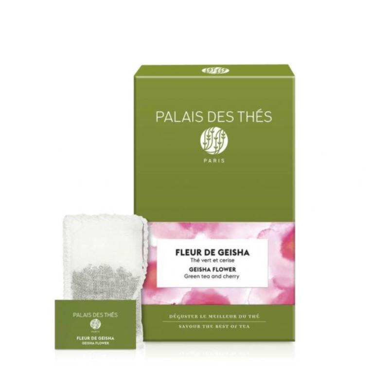 Tè fleur de geisha Palais des Thes