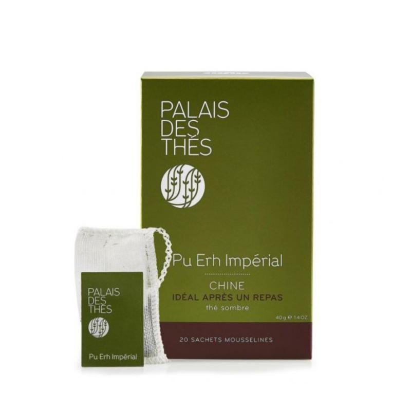 Tè Pu Erh Imperial Palais des Thes