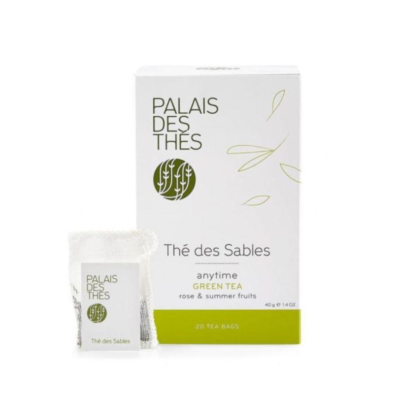 Thè des Sables Palais des Thes
