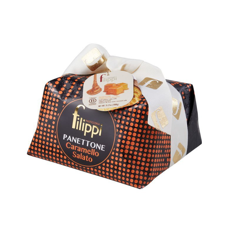 Panettone al Caramello Salato Filippi