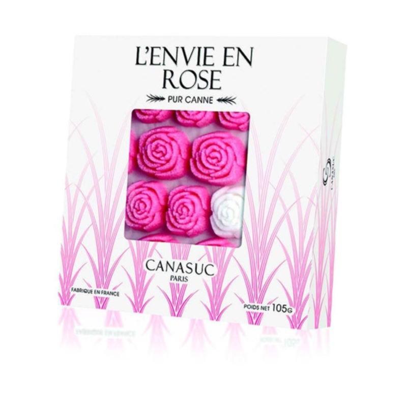 Zollette di zucchero L'Envie en Rose Canasuc
