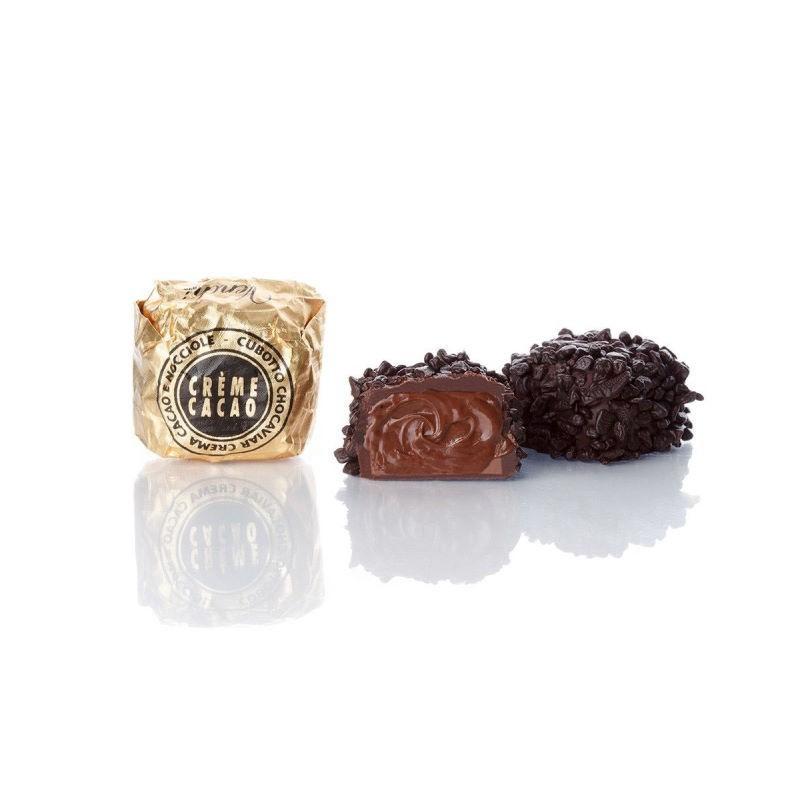 Cioccolatini Cubotto Creme Cacao Venchi