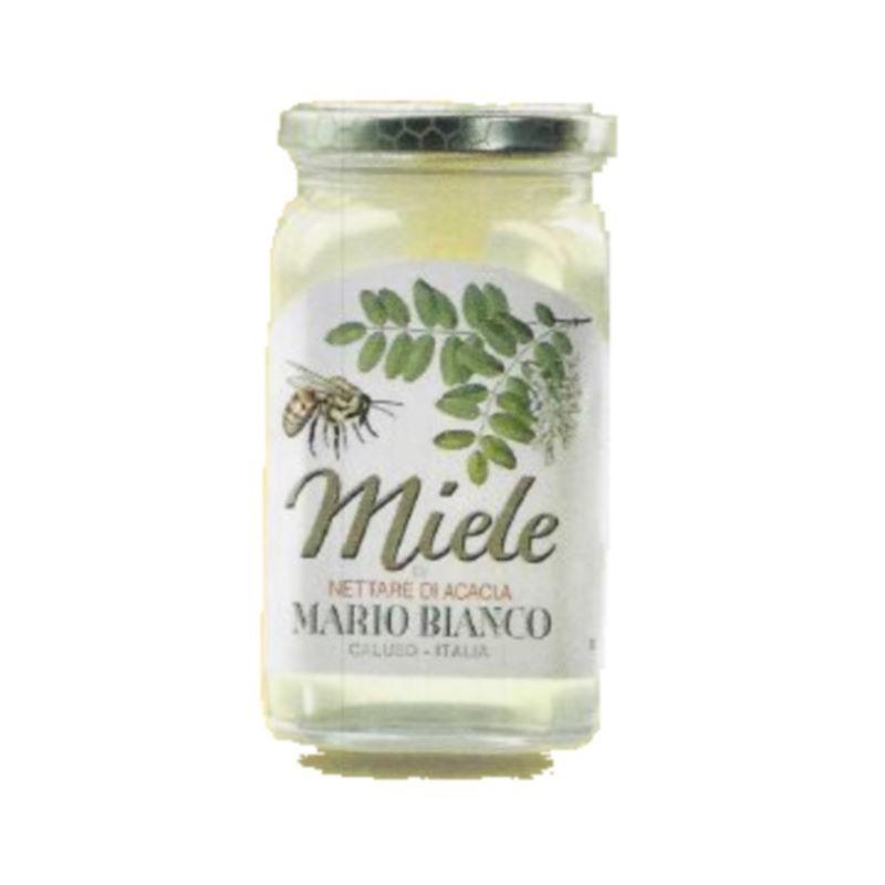 Miele di Acacia Apicoltura Bianco