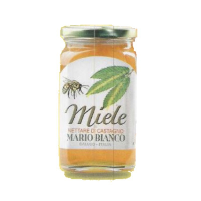 Miele di Castagno Apicoltura Bianco