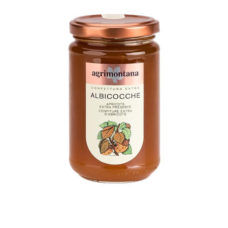 Confettura di albicocche Agrimontana
