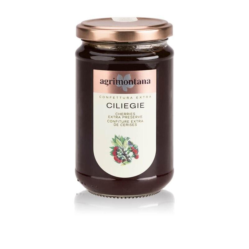 Confettura di ciliegie Agrimontana