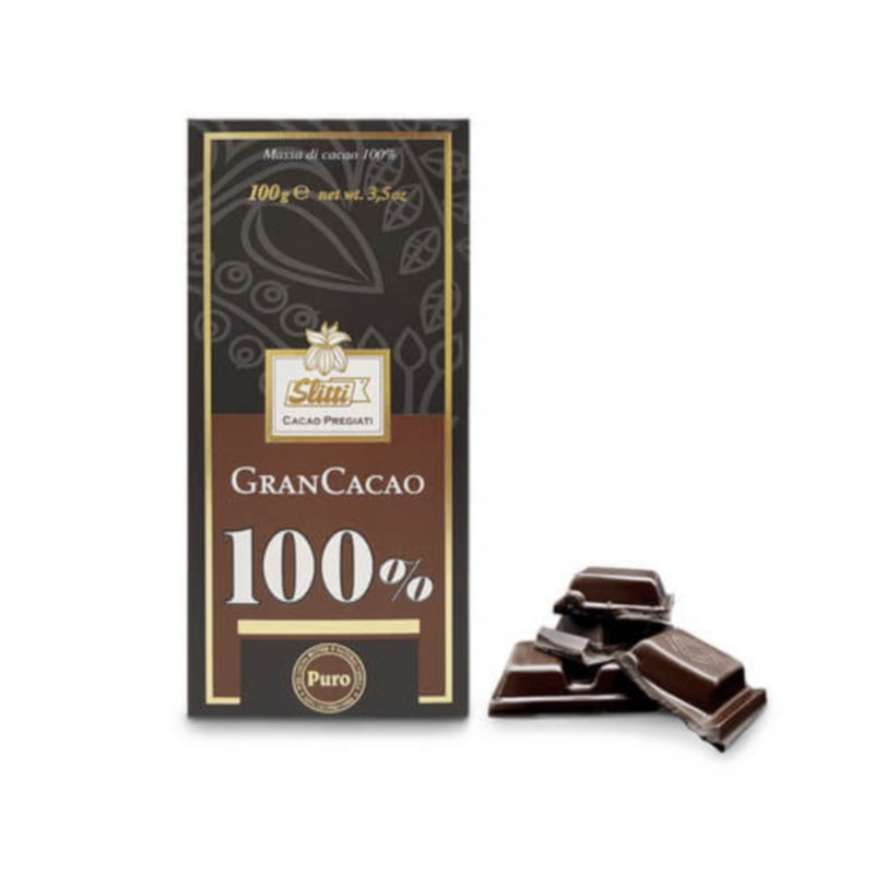Tavoletta Grancacao 100% Slitti