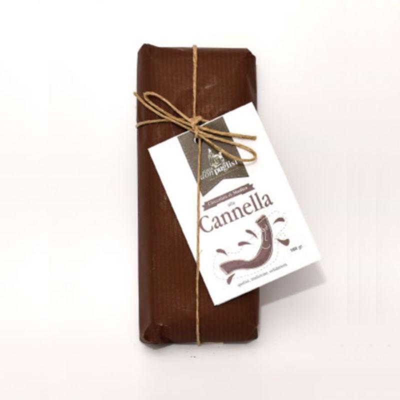 Cioccolata Modicana alla Cannella Don Puglisi