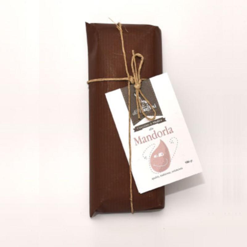Cioccolata Modicana alla Mandorla Don Puglisi