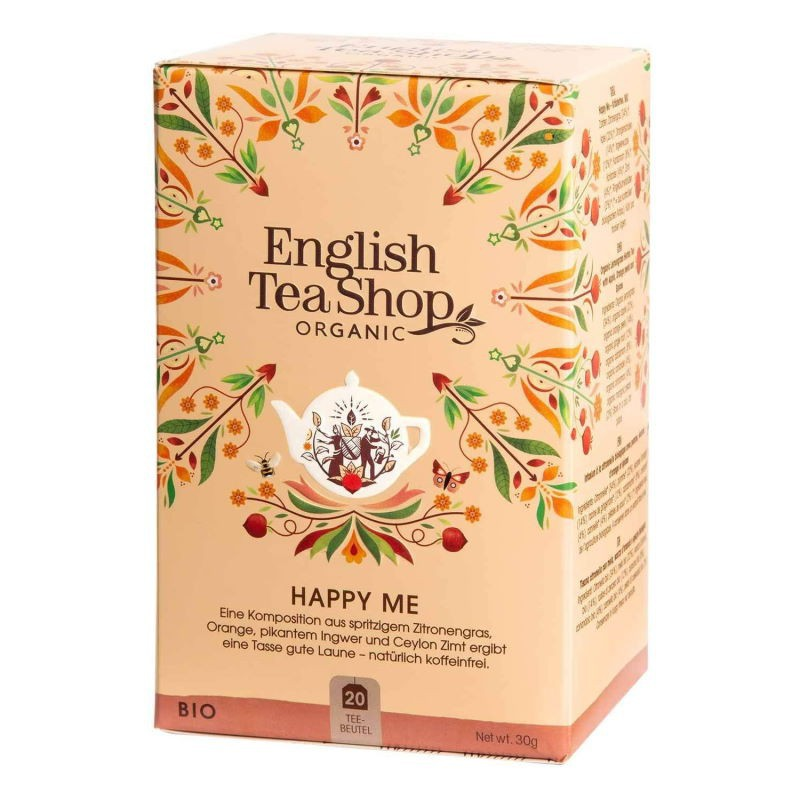 Infuso Happy Me English Tea Shop