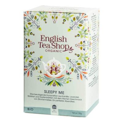 Infuso Sleepy Me English tea Shop