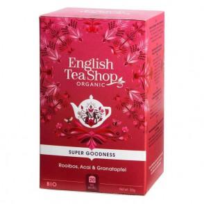 Infuso Rooibos bacche di Acai e Melograno English Tea Shop