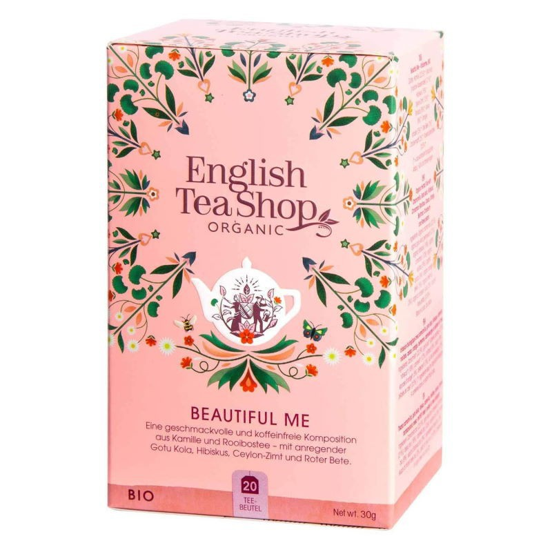 Infuso Beautiful Me English Tea Shop