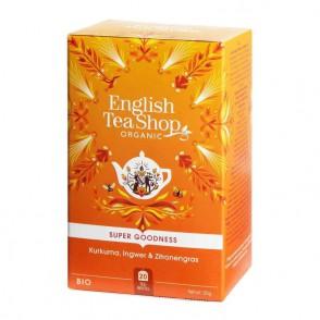 Infuso Curcuma Zenzero e Lemongrass English Tea Shop