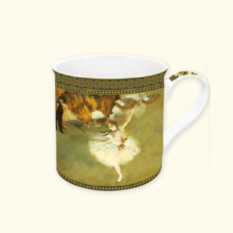 Mug in Porcellana Degas Easy Life