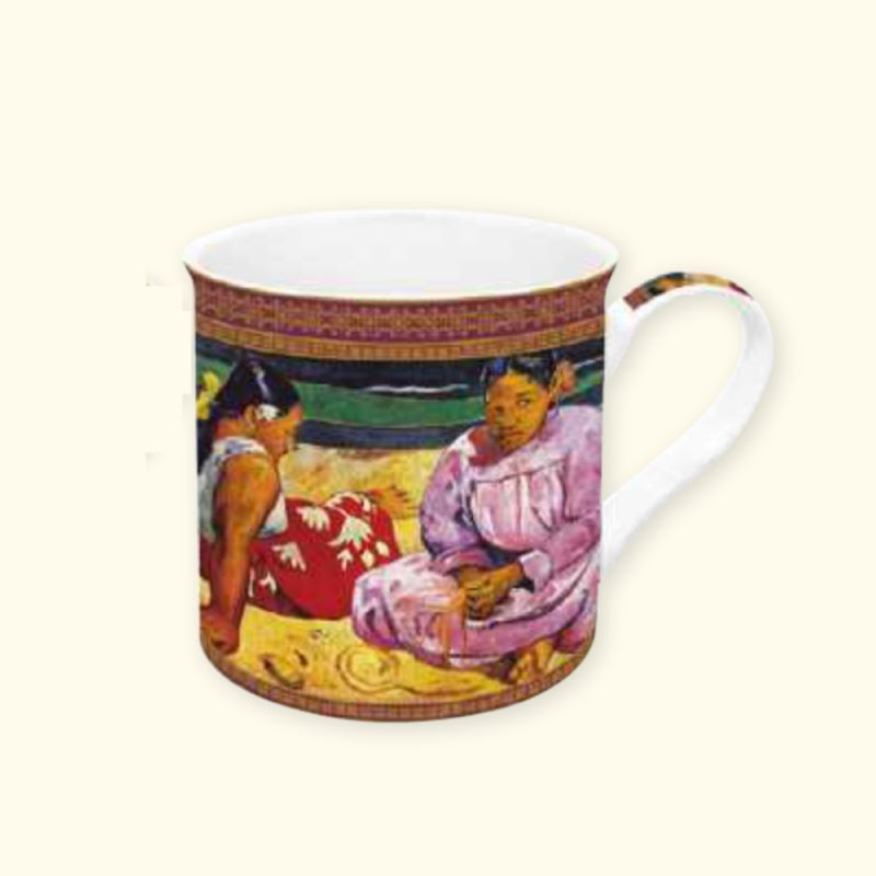Mug in Porcellana Gauguin Easy Life