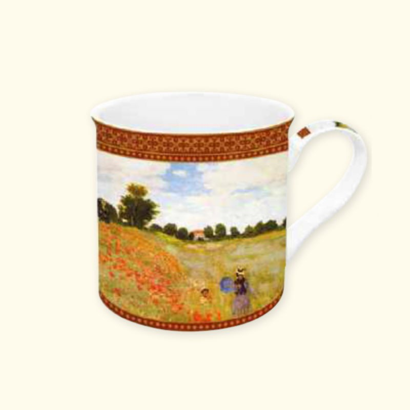 Mug in Porcellana Monet 2 Easy Life