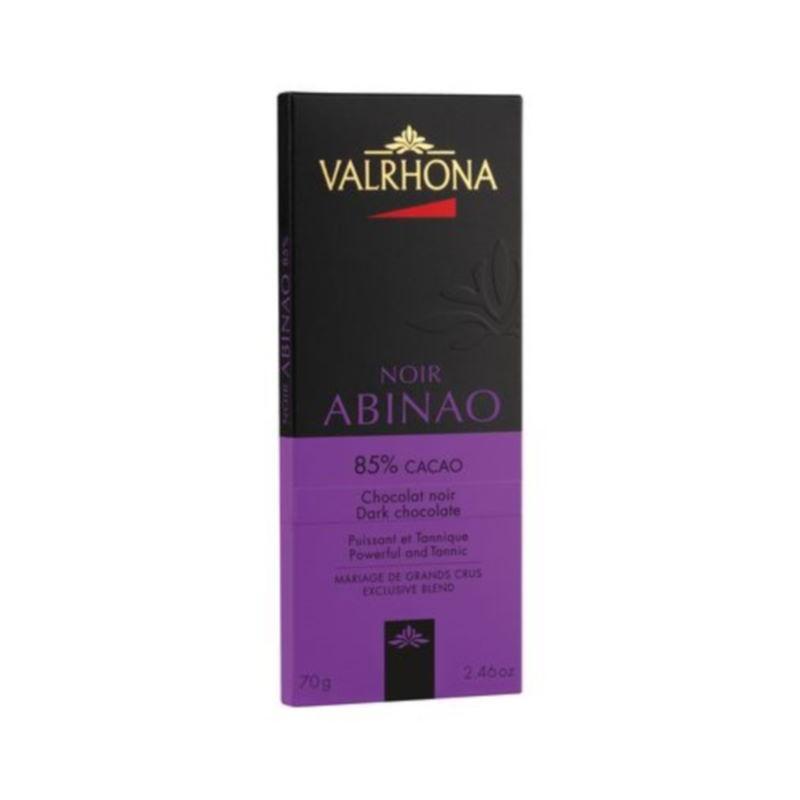 Tavoletta Abinao 85% Valrhona