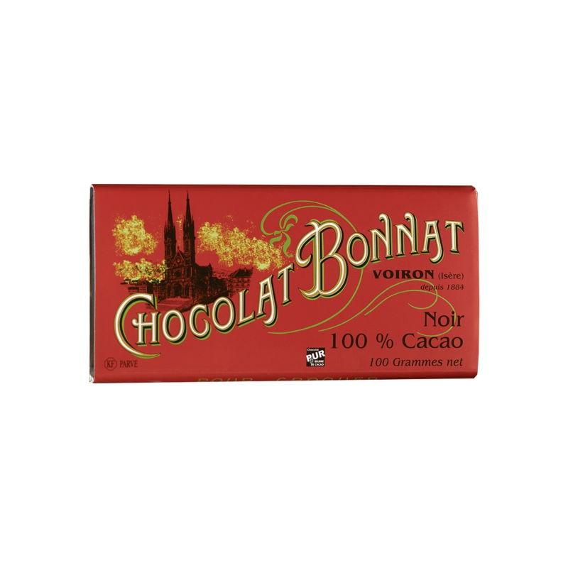 Tavoletta Cacao 100% Bonnat