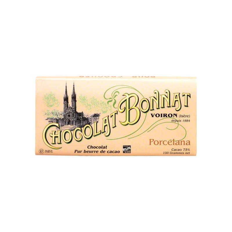 Tavoletta Porcelana 75% Bonnat