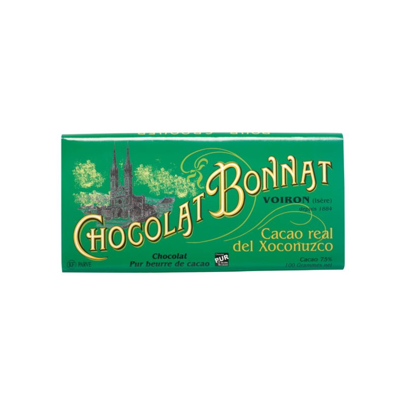 Tavoletta Real de Xoconuzco 75% Bonnat