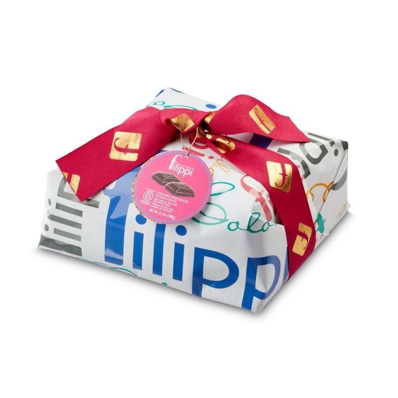 Colomba al Cioccolato Filippi