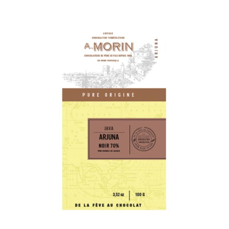 Tavoletta Java Arjuna 70% Morin