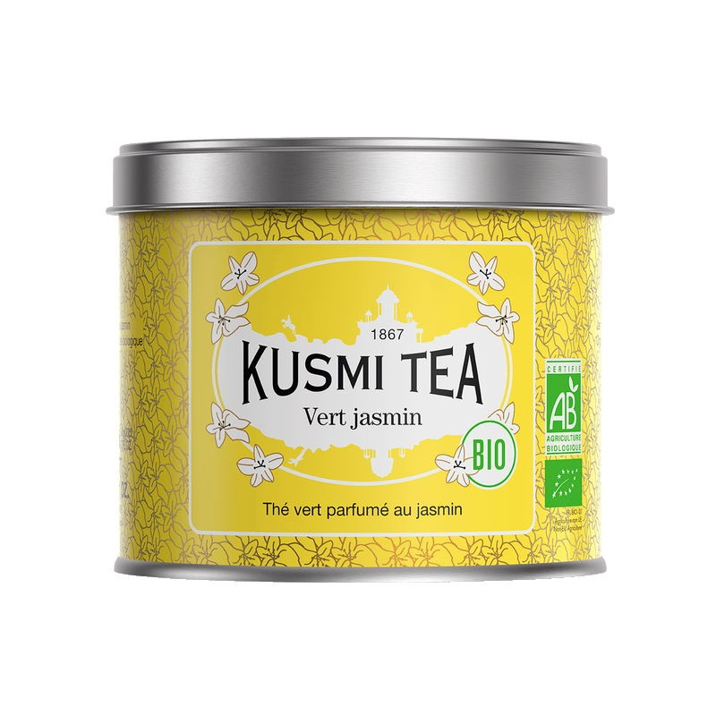 Tè verde al Gelsomino Bio Kusmi Tea