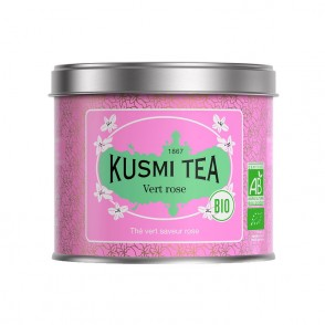 Tè Verde alle Rose Bio Kusmi Tea