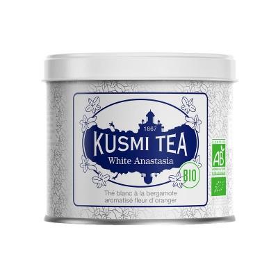 Tè White Anastasia Bio Kusmi Tea
