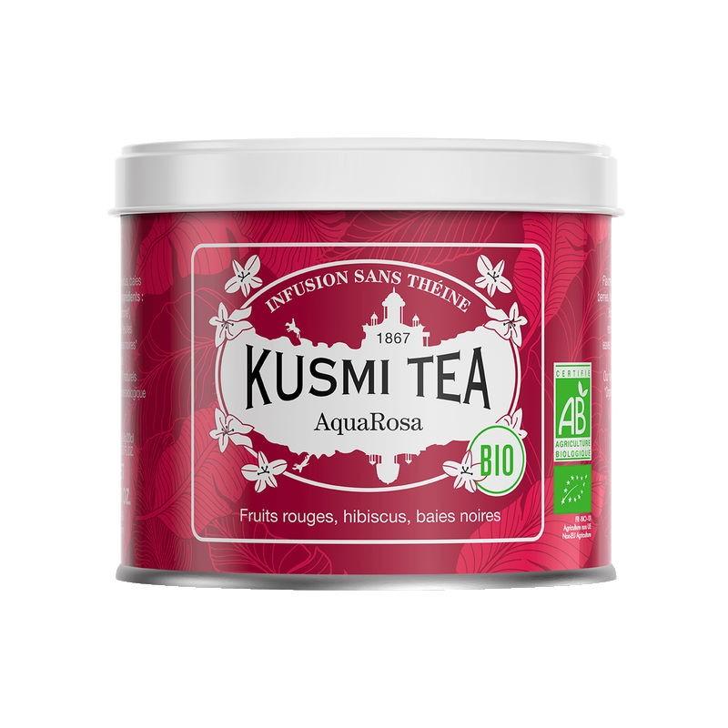 AquaRosa Bio Kusmi Tea