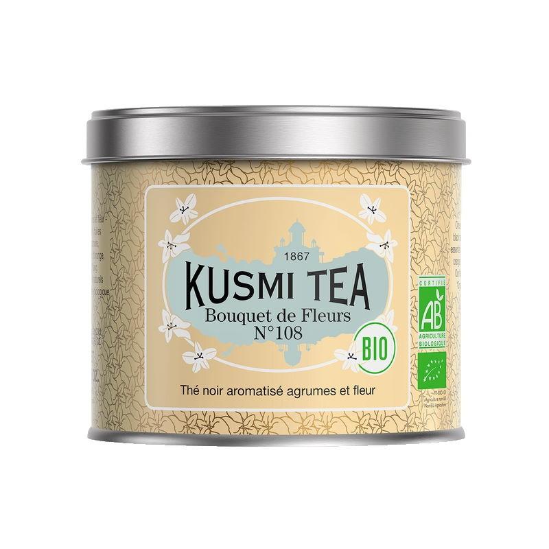 Tè Bouquet de Fleur Bio Kusmi Tea