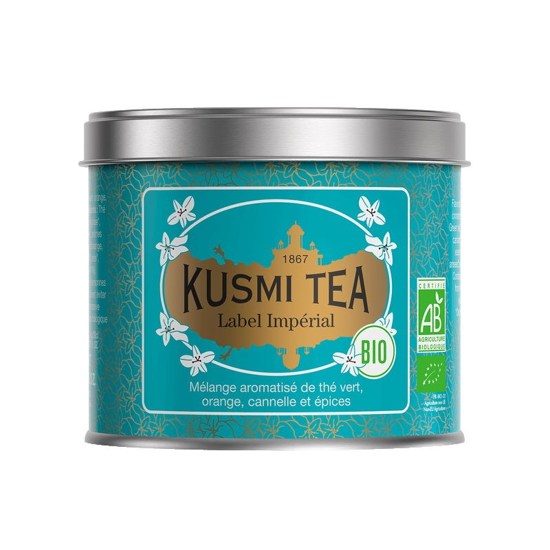 Tè Label Imperial Bio Kusmi Tea