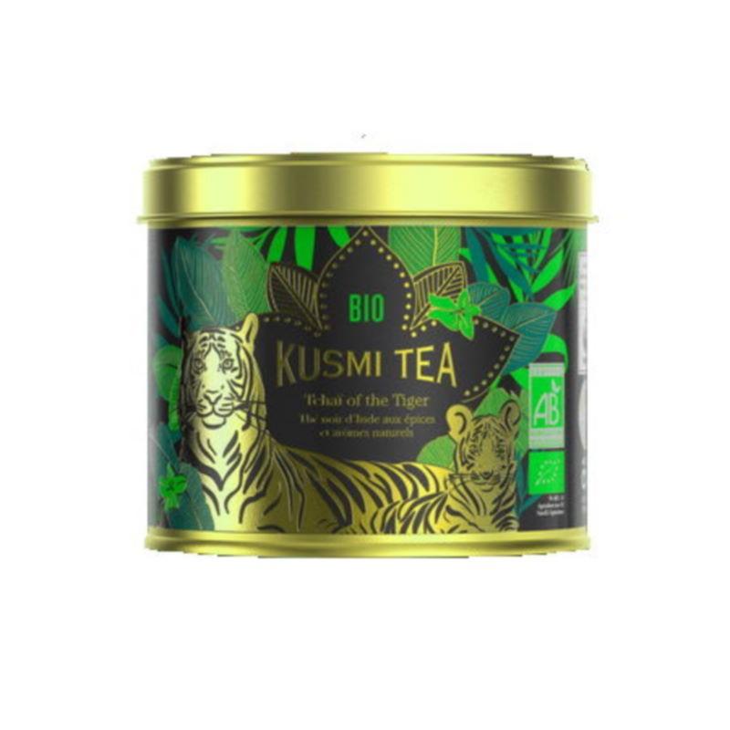 Tè Tchai of the tiger Bio Kusmi Tea